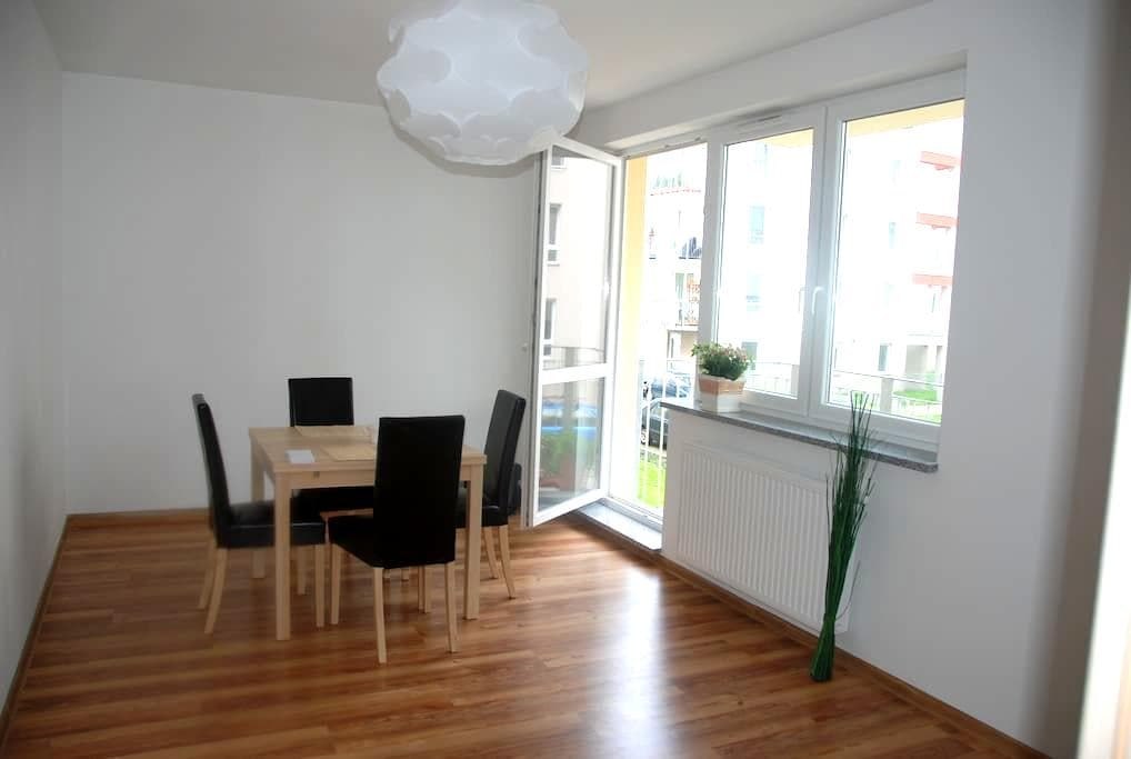 Modern New Apartment - Poznań - Daire