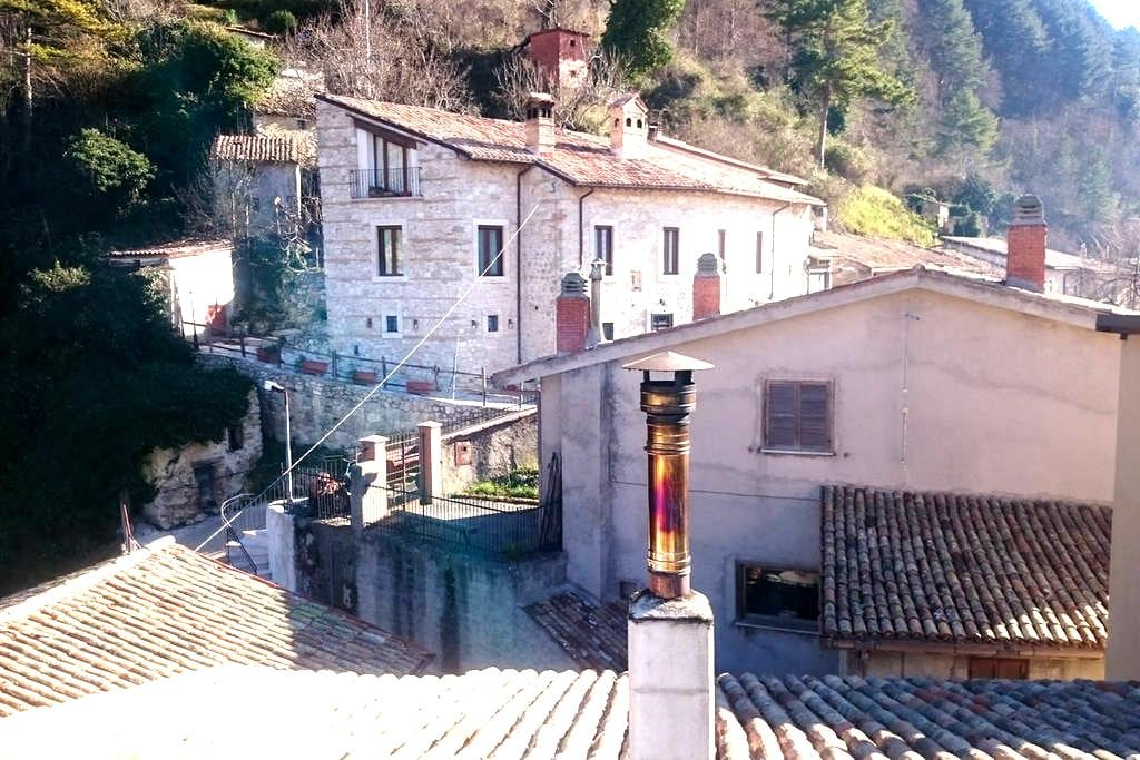 Il Paradiso a due passi da Roma - Paganico - Διαμέρισμα