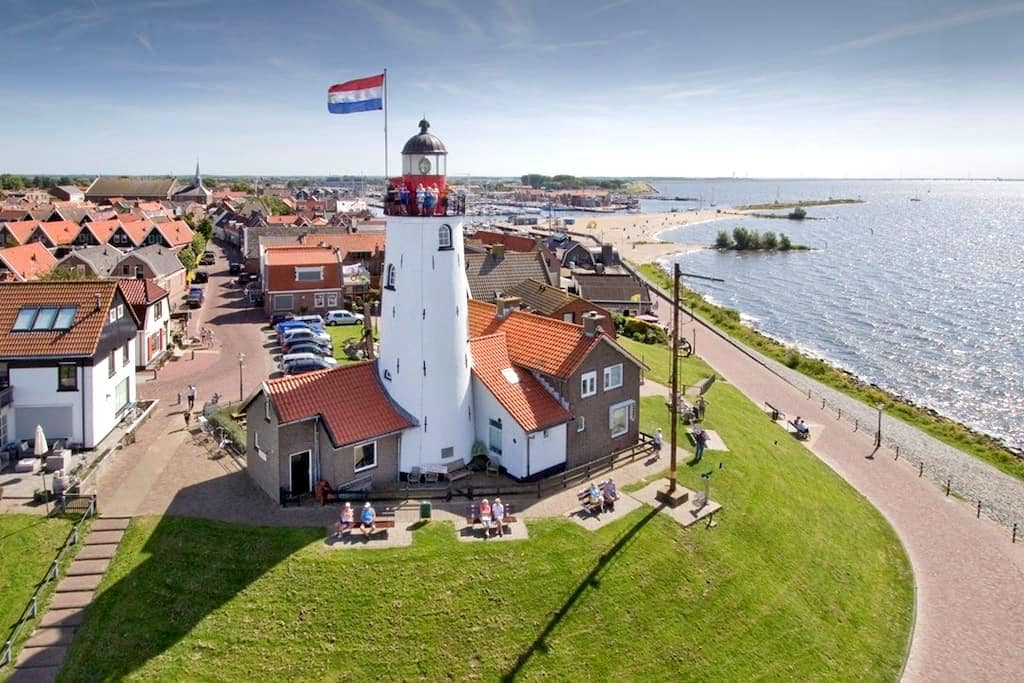 B&B Morgenster Vuurtoren - Urk
