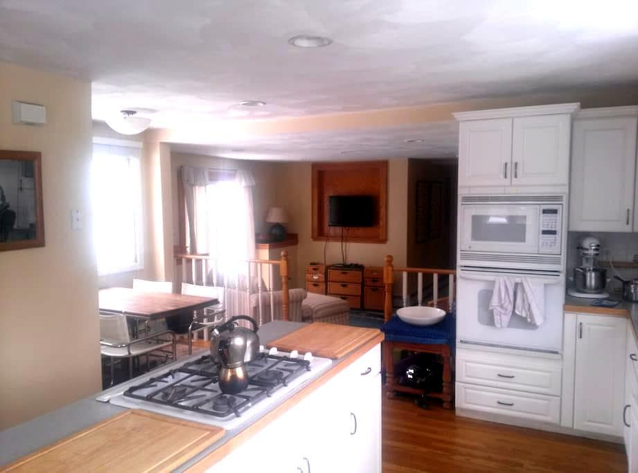 Warm Open Condo in Lexington Center - Lexington - Apartment