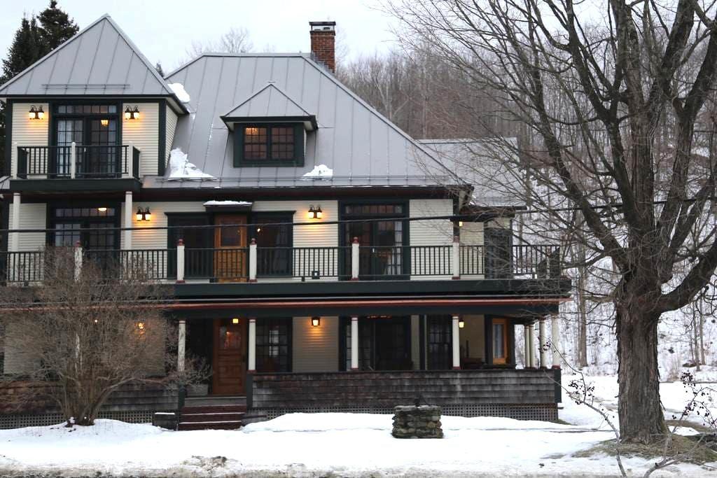 Luxury Jay Peak Mansion - Montgomery - House