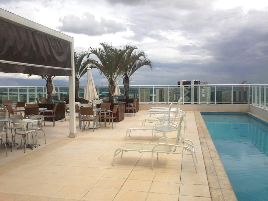 FLAT CORACAO DE BRASILIA - Brasília - Apartment