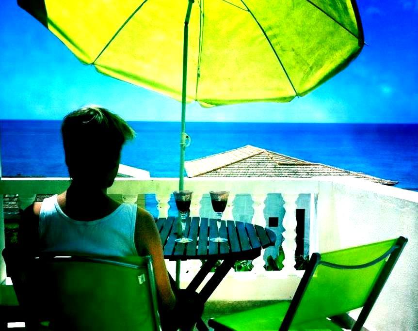 Sunny House East BEACH HOUSE Paul do Mar - Paul Do Mar - Huis