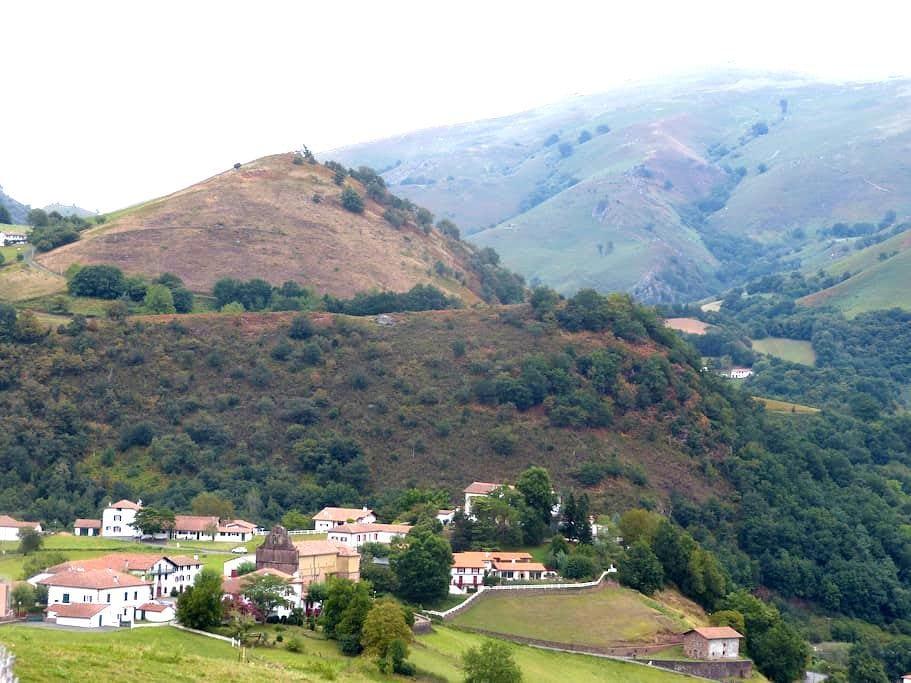 T2 au pied de la montagne - Bidarray