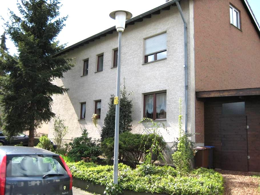 Ruhiges Appartement (ca. 23qm) Nähe Phantasialand - Brühl - Multipropietat (timeshare)