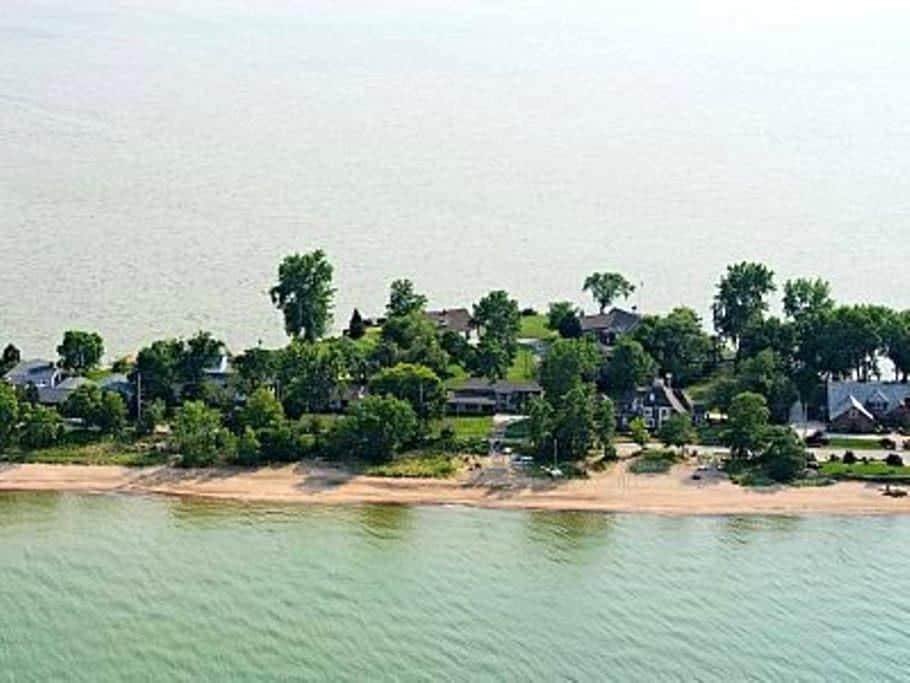 Bayfront Home 2Miles From CP - Free Paddle Boards - Sandusky - 一軒家