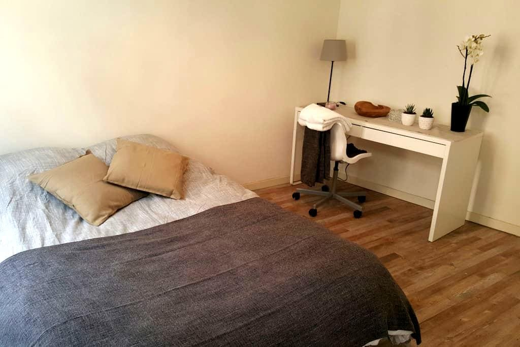 Cozy, new and furnished room - Leuven - Byt