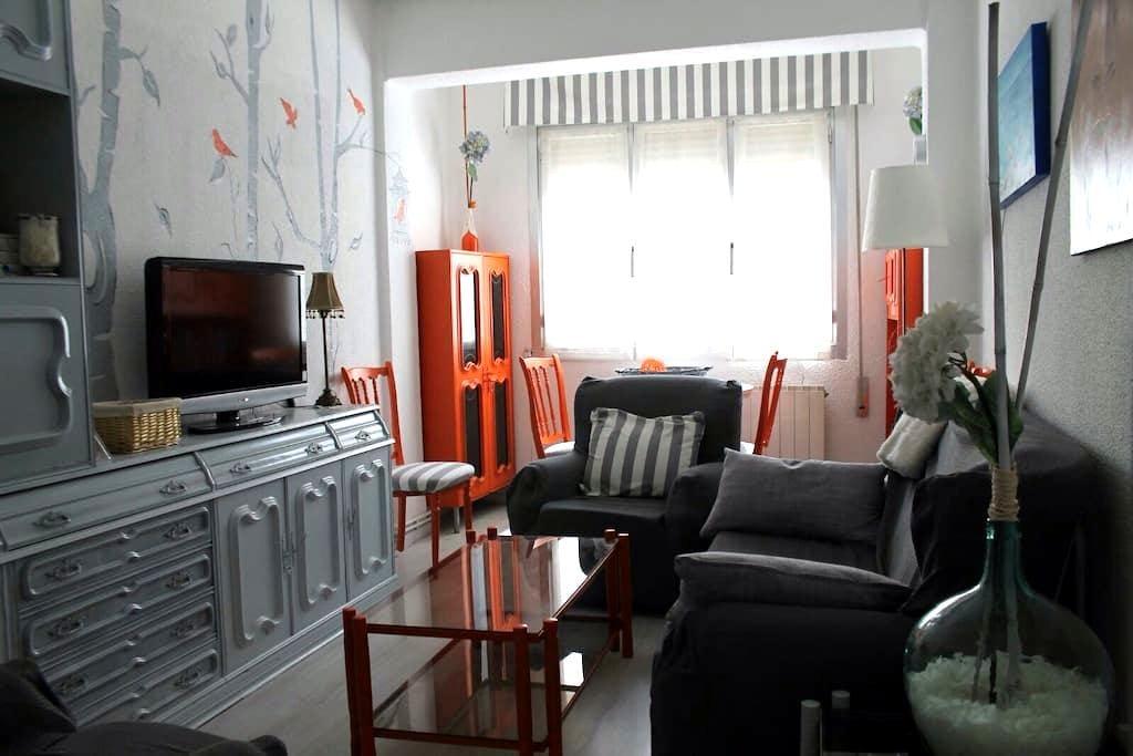 """Casa de estilo """"vintage""""+ desayuno! - Logroño - Huis"""