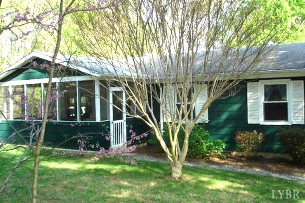 Nelson County Cottage - Arrington - Huis