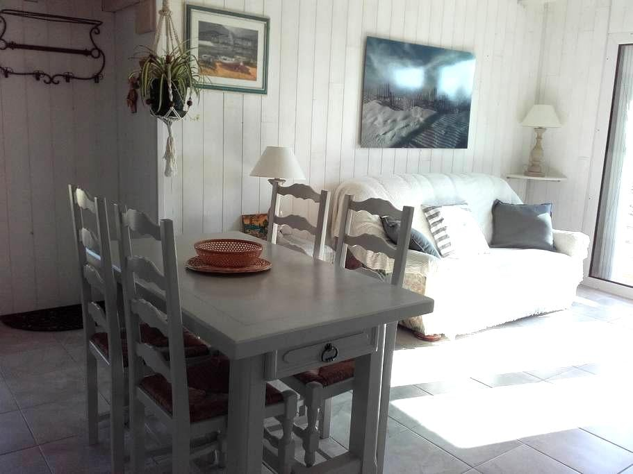 gite de charme - Saint-Martin-Lacaussade - Apartment