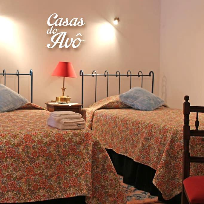 Casas do Avô-Alojamento local (ID:9753/AL) - 7330-311 Marvão - Apartment