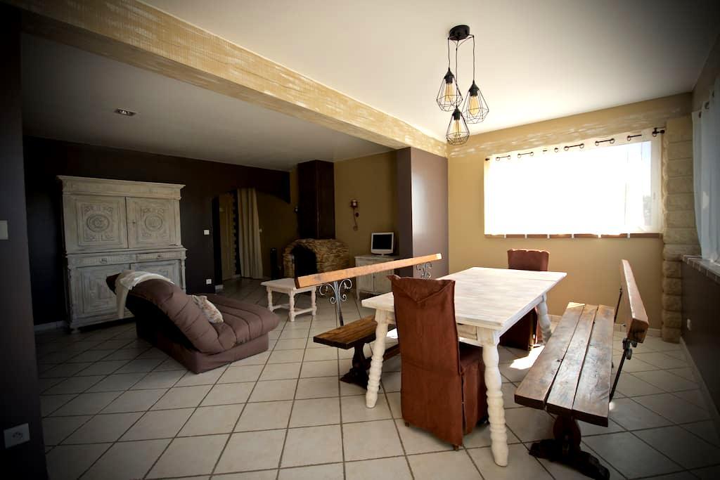 """Appartement Avignon Nord """" Le Marcelou """" - Entraigues-sur-la-Sorgue"""