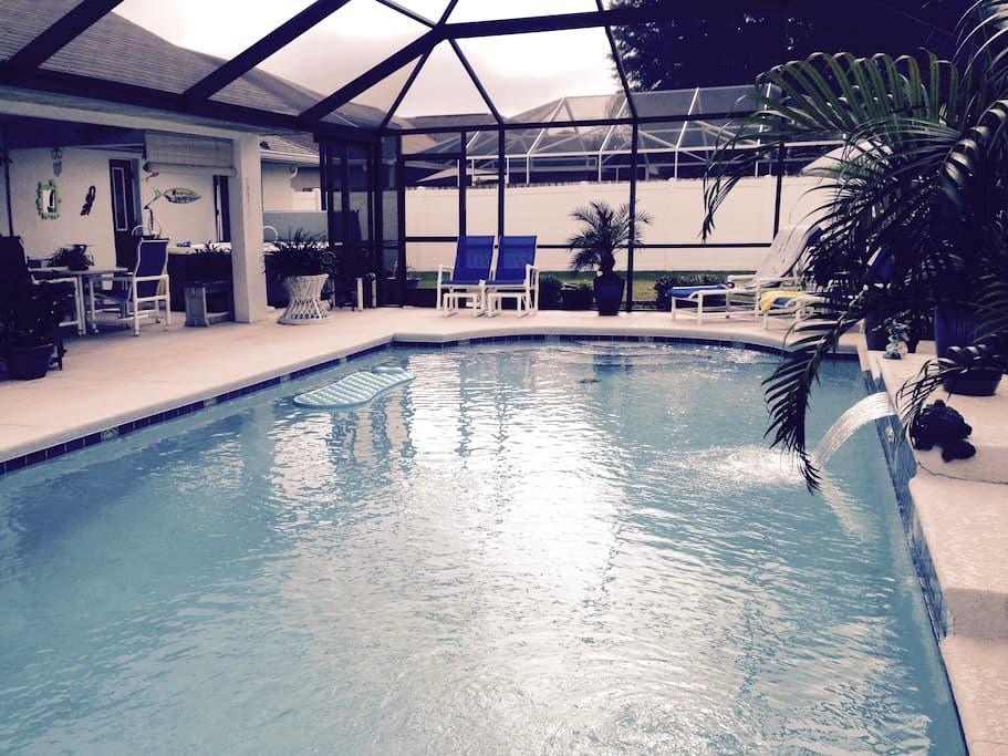 Paradise in Central Florida - Ocala - House