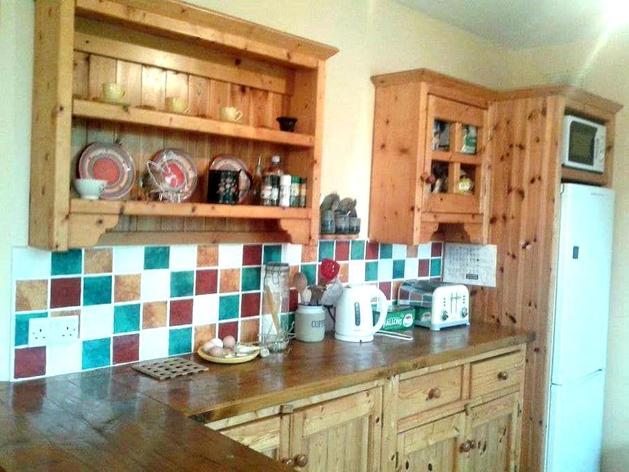 Double Room in Miltown Malbay, Co. Clare. Ireland. - Leagard North - Rekkehus