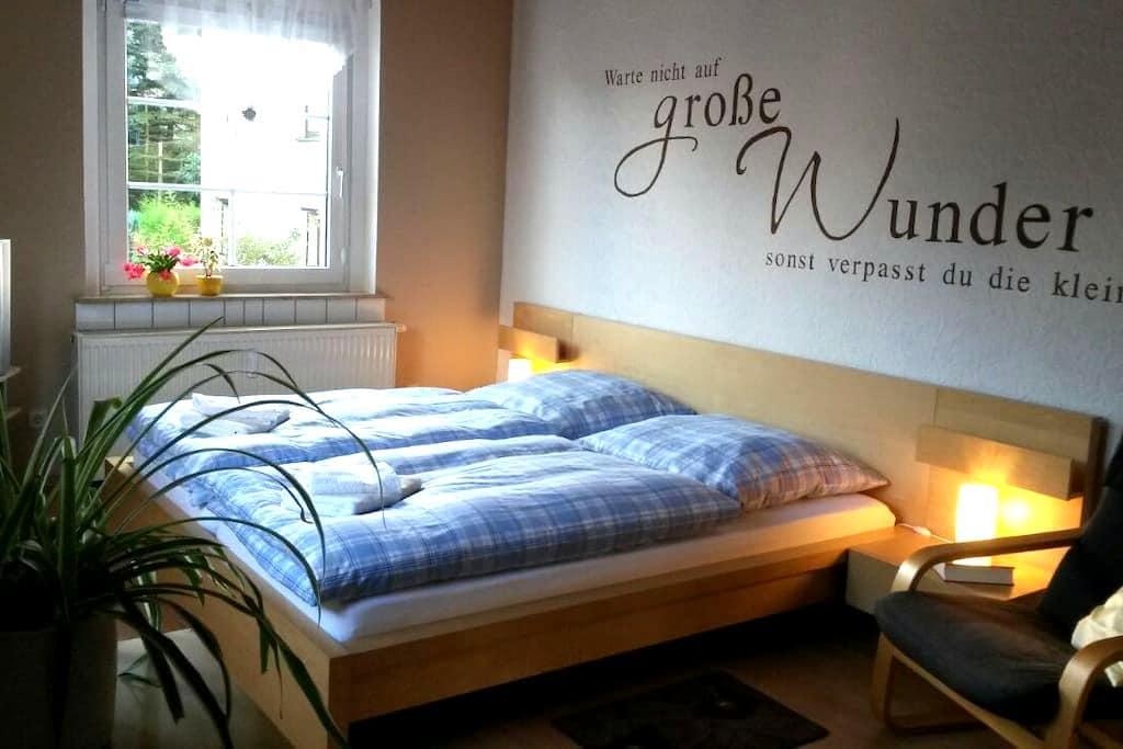 Moderne FeWo im grünen Stadtteil - Chemnitz - Appartement