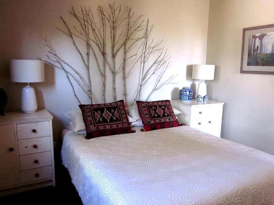 Tranquil cottage in bush setting - Rushworth - Cabaña