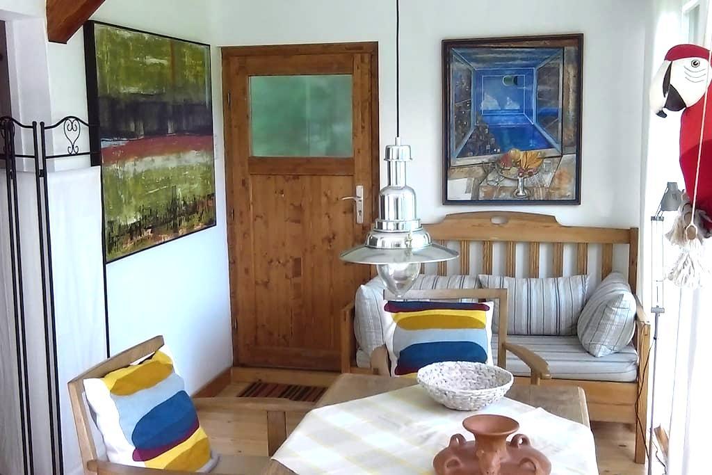Summer house near Baltic Sea - Scharbeutz - Mökki