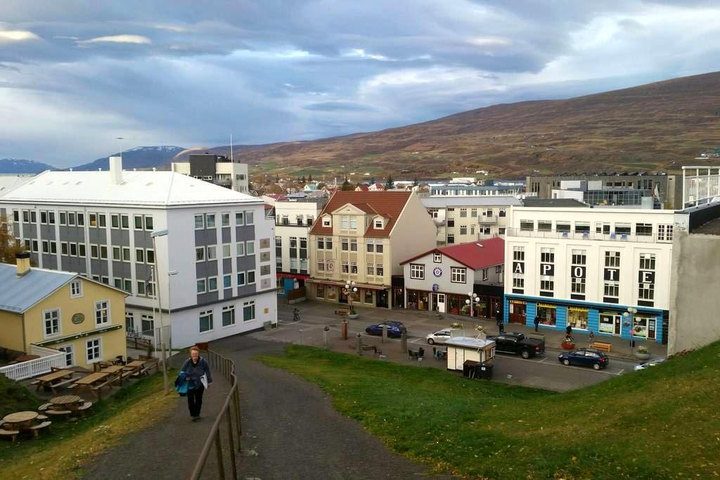 Downtown Akureyri - Akureyri - Byt