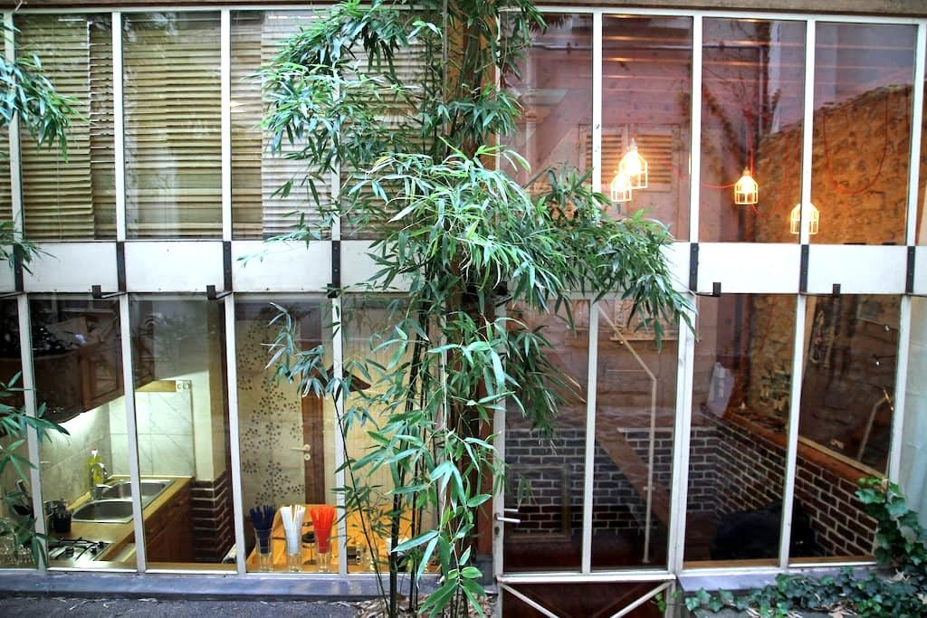 Nice House close to Montmartre Canal Saint Martin - パリ - 一軒家