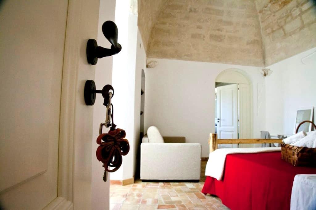 L'Albero di Eliana - il nido - Matera - Bed & Breakfast
