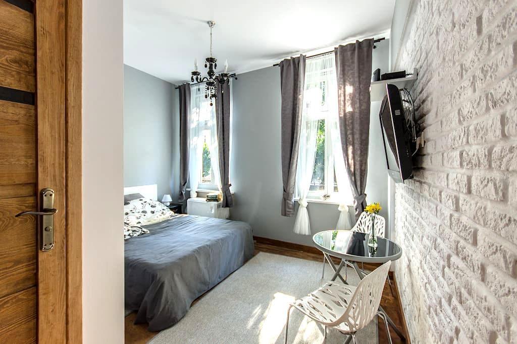 Wygodne studio w modnej dzielnicy! - Poznań - Appartement