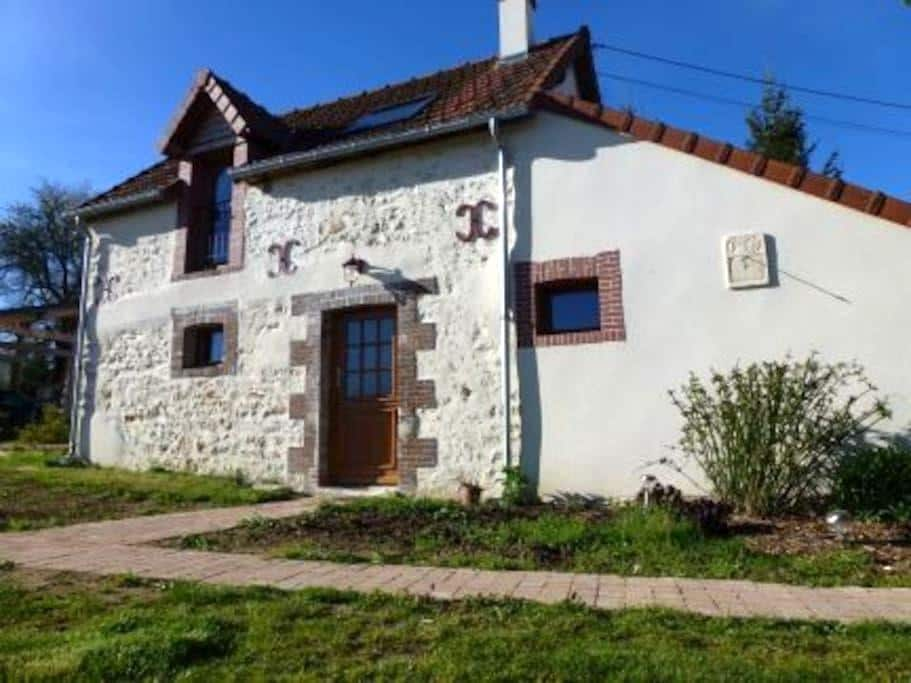 gîte équestre au coeur de  Sologne - Sant-Laurent - Casa