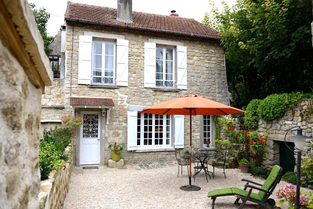 LE GITE DU VALAMBOURG - Auvers-sur-Oise - Haus