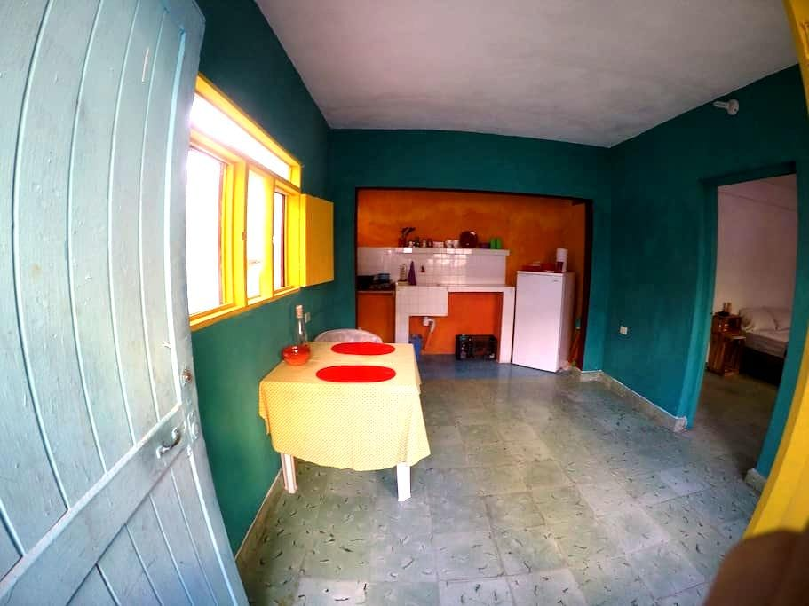 Cute mexican apartment! - Isla Mujeres