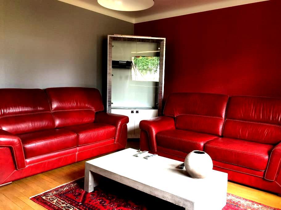 Appartement en  RDJ proche METZ - Vigy - Διαμέρισμα