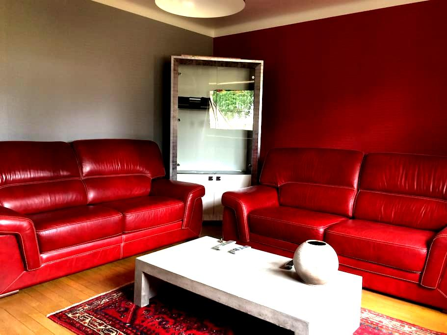 Appartement en  RDJ proche METZ - Vigy - Apartment