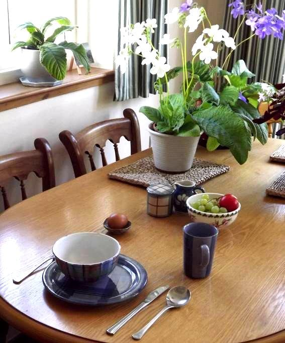 Bed and Breakfast in Dornie - Dornie - Bed & Breakfast