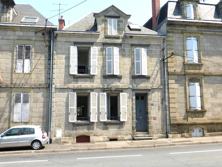 Spacious House in the city center - Brive-la-Gaillarde - House