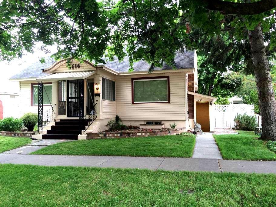 The Knotty Pine - Baker City - Apartament