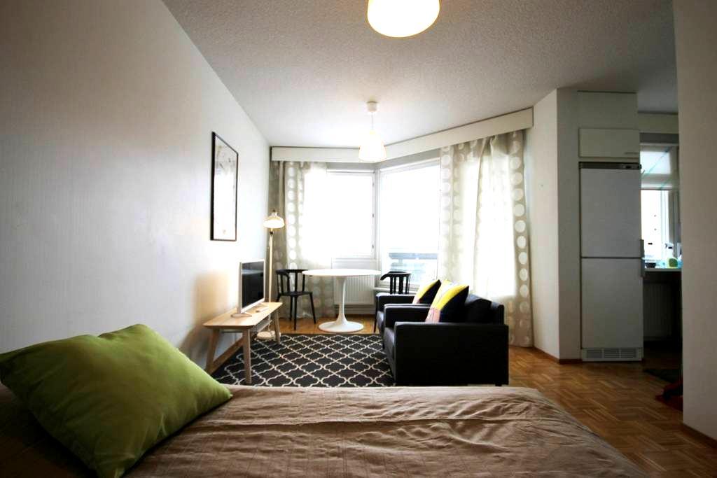 Single apartment Harbour St - Kuopio