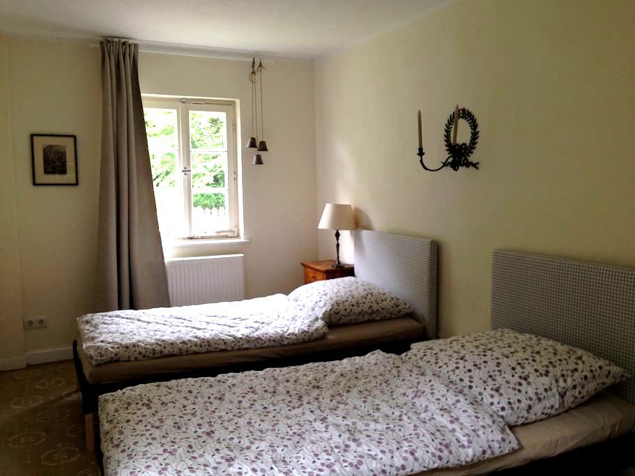 Wohnung auf dem Lande - Dorsten - Apartamento