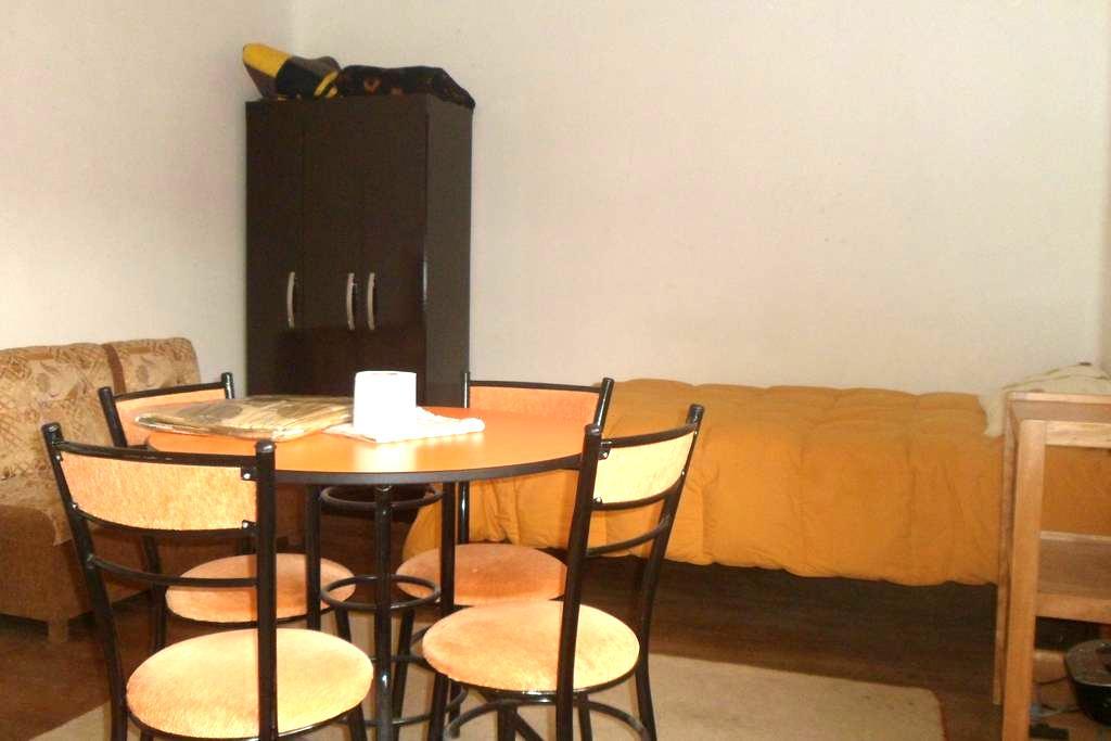 Nice studio with kitchen & toilet in center Cusco! - Cusco - Condominium