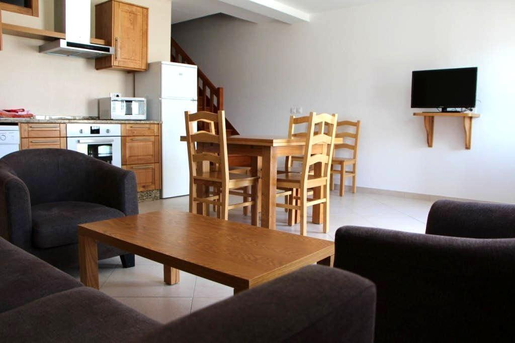 Cozy house for 6 persons near Paris - Villeneuve-sous-Dammartin - Casa