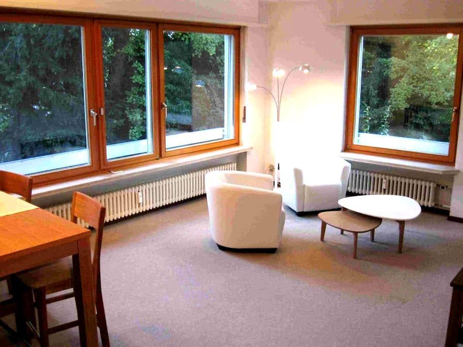 appartement 1er étage & pkg, bien situé - Binningen - อพาร์ทเมนท์