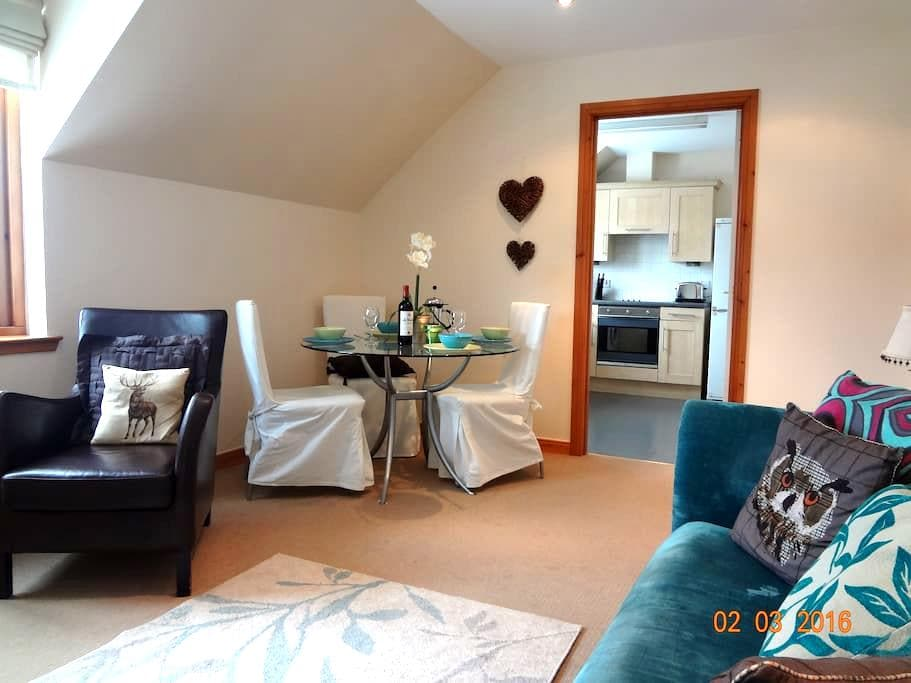 Crow's Nest Apartment, Aviemore - Aviemore - Apartment