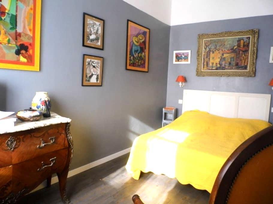 APPT DE CHARME DANS MAISON DE VILLE - Le Beausset - Apartamento