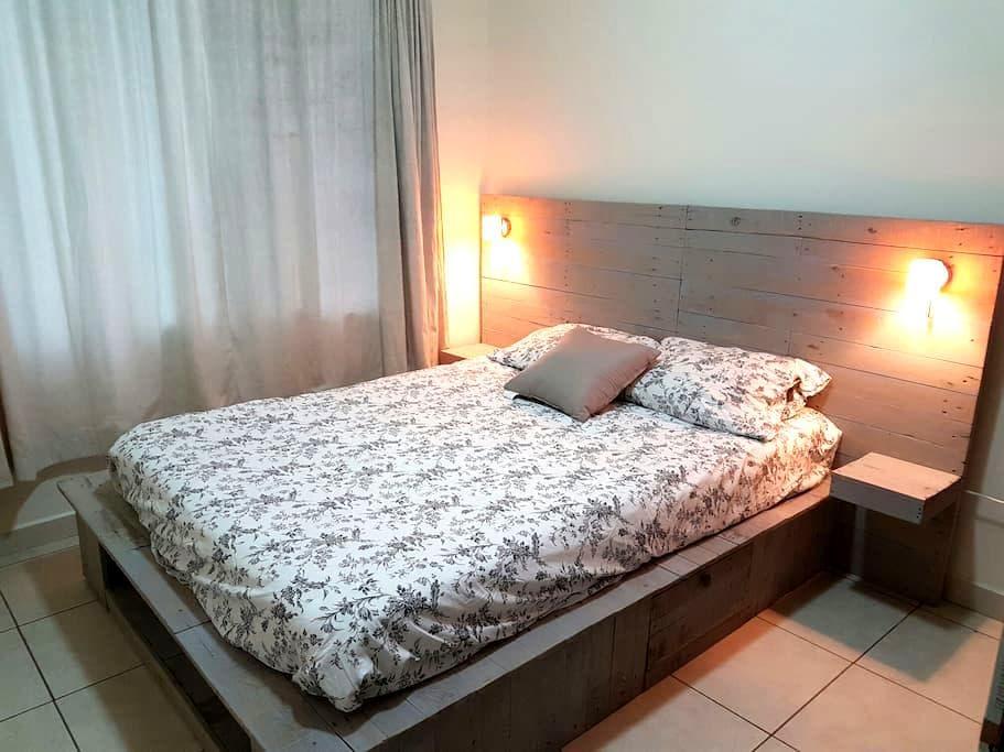 Cozy bedroom, central location in residential area - Tegucigalpa - Leilighet