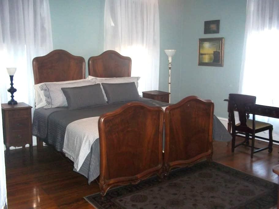 Charming Room in Historic Covington - Covington - Talo