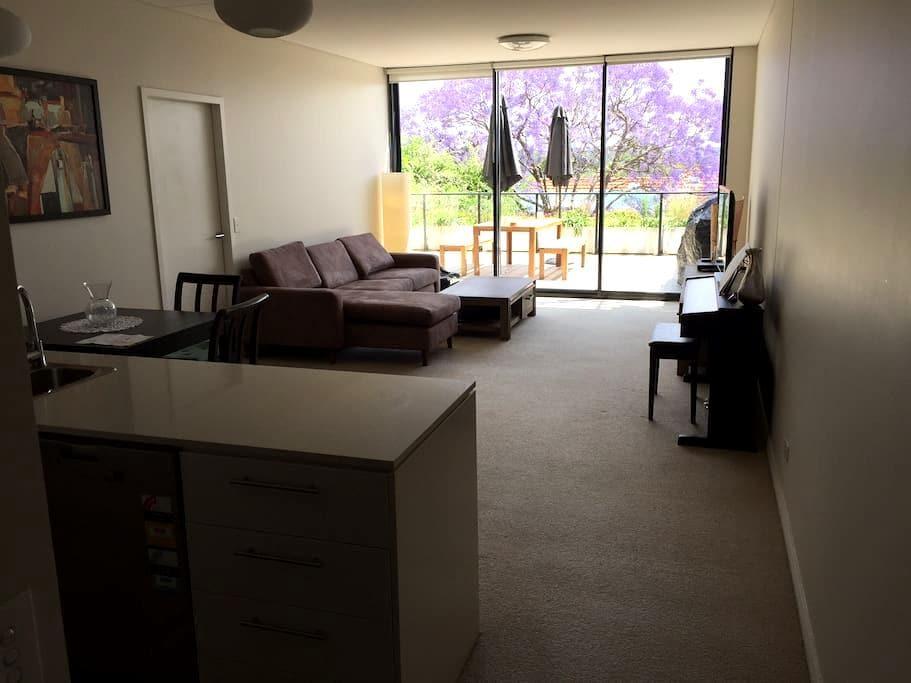 Close to St. Leonards station and Sydney CBD - Saint Leonards - Apartment