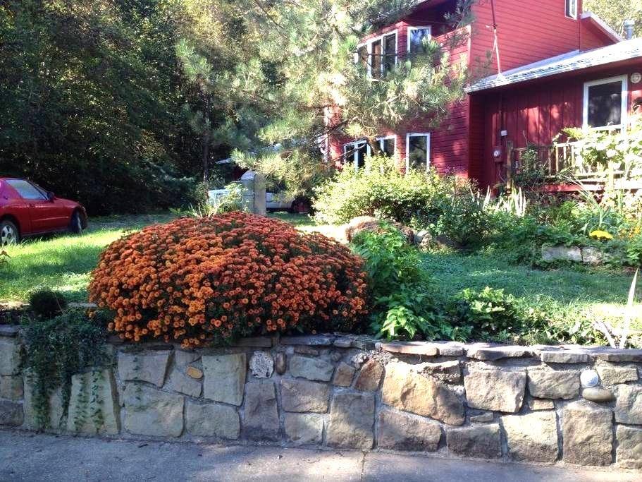 3 BR farmhouse on 100 acres 15 min from Charleston - Alum Creek - Ház