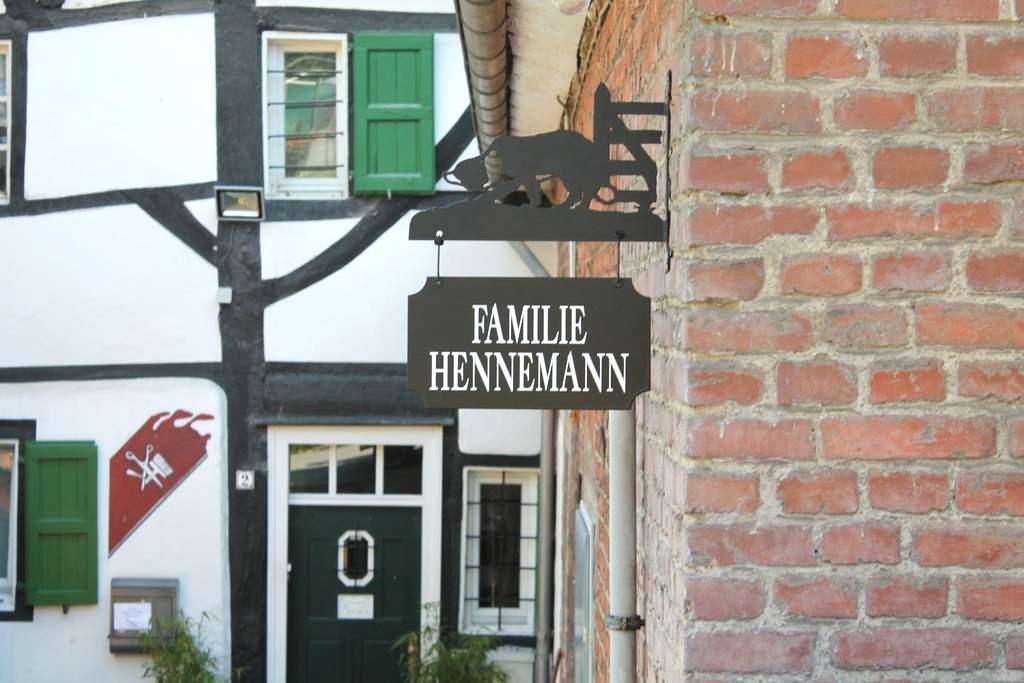 Ausspannen auf Gut Kamphausen, Haan - Haan - Apartment