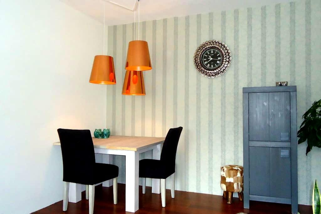 Cosy house border The Hague 15 min from the beach! - Voorburg - Huis