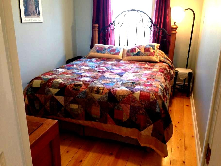 Private, comfortable and central! - Kingston - House