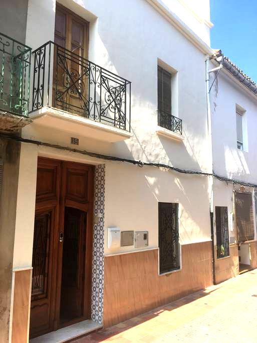 Traditional Spanish townhouse - Beniarjó