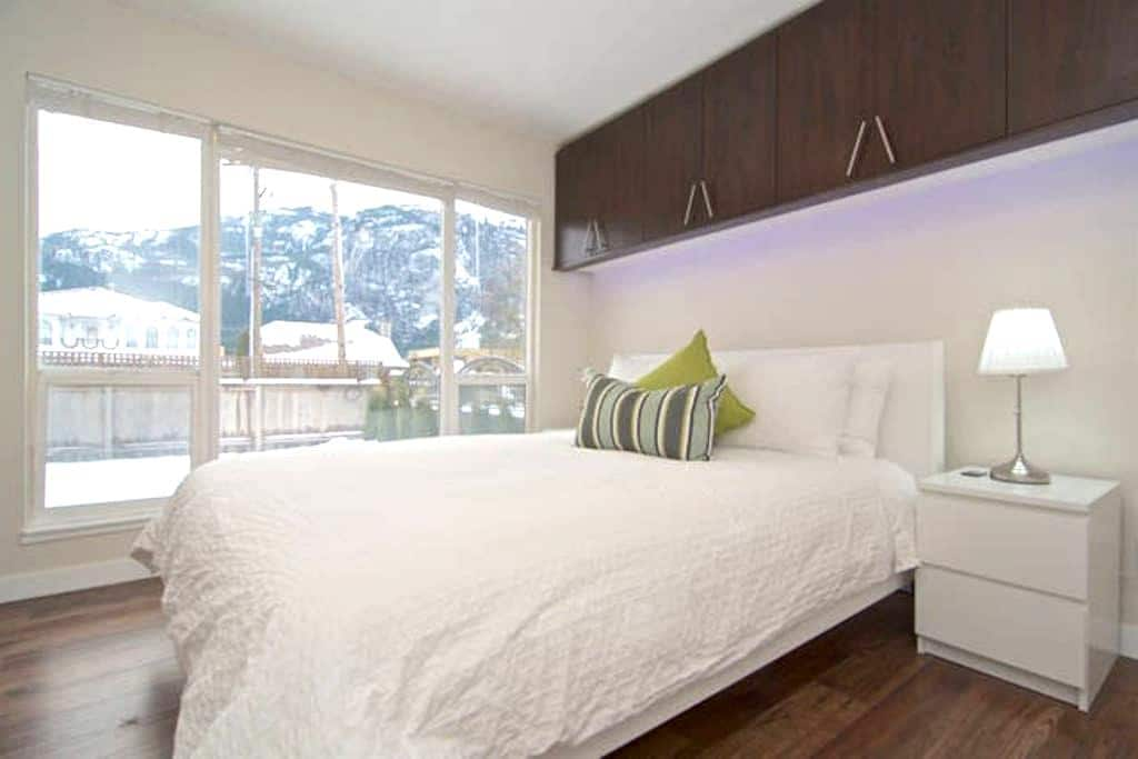 RENOVATED ! 2 bed / 2 bath DOWNTOWN - Squamish - Haus