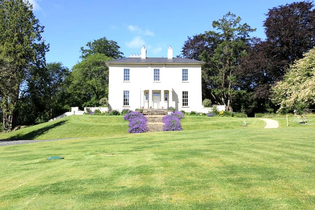 Irish Country House - Rathdrum